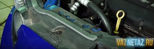 Как защитить двигатель от грязи.