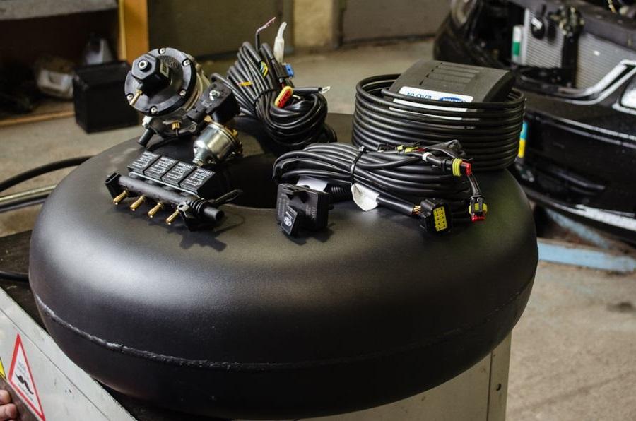 Газо-балонное оборудование