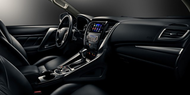 Мицубиси Паджеро Спорт 2016 2017 в новом кузове фото цена комплектации технические характеристики и видео тест-драйва