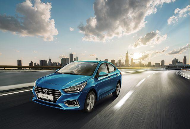 Цены и комплектации Хендай Солярис 2019-2020, стоимость нового Hyundai Solaris в Москве у официального дилера