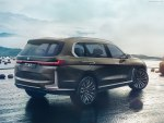 BMW X7 2018 новый кузов цены, комплектации, фото, видео тест-драйв