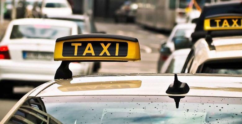 Такси в аэропорт Домодедово фото