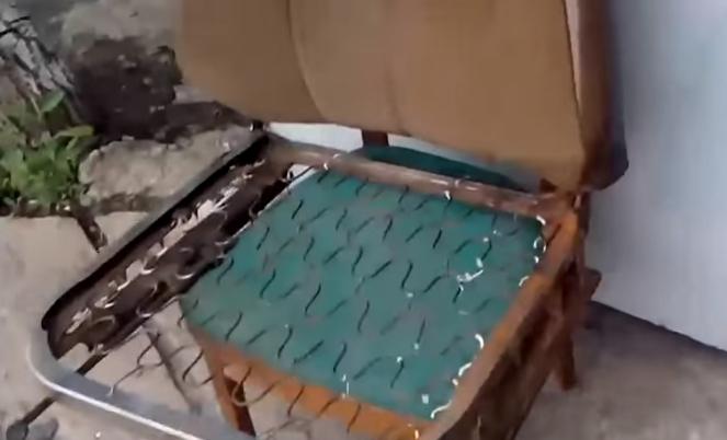 Обшивка сидений ВАЗ